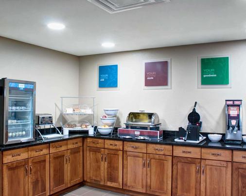 Comfort Inn & Suites - Caldwell - Buffet