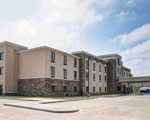 Comfort Inn & Suites - Caldwell - Gebäude