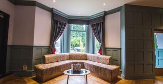 Cairn Hotel Newcastle Jesmond - Newcastle-upon-Tyne - Sala de estar