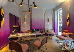 Idol Hotel - Paris - Nhà hàng