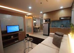 Bsa Twin Towers - Mandaluyong - Living room