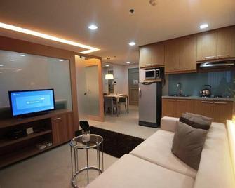 Bsa Twin Towers - Mandaluyong - Living room