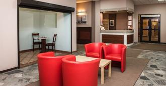 Hotel Wieniawa - Wrocław - Recepción