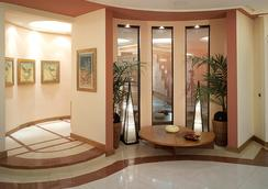 Centrotel - Athens - Lobby