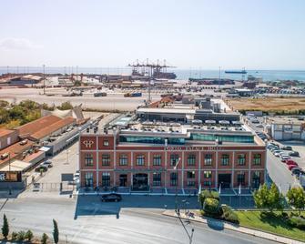 Porto Palace Hotel - Salónica - Edificio