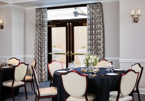French Quarter Inn - Charleston - Dining room