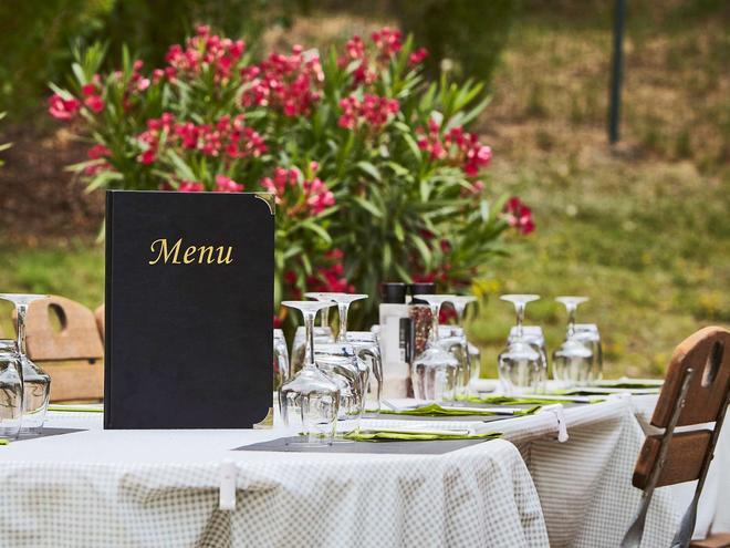 Kyriad Digne Les Bains - Digne-les-Bains - Restaurant