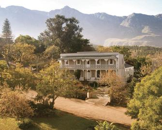 Schoone Oordt Country House - Swellendam - Building