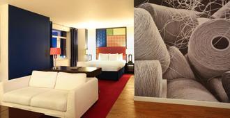 Hotel Hayden - ניו יורק - חדר שינה