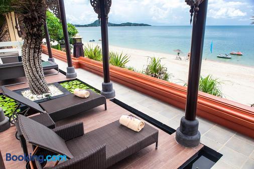 Ammatara Pura Pool Villas - Ko Samui - Balcony