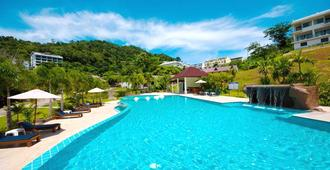 P.S Hill Resort - Patong - Piscina