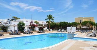 Hotel Apartamentos San Marino - San Antonio de Portmany - Piscina