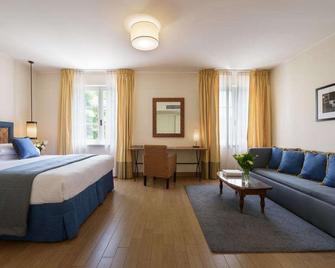 Hotel Vannucci - Citta della Pieve - Спальня