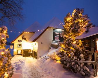 Gasthaus zum Hirschen - Furtwangen im Schwarzwald - Gebäude