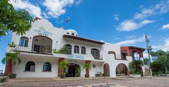 Mar Sereno Hotel And Suites - Pto Vallarta - Edificio
