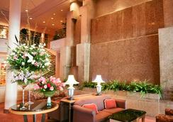 Oxford Palace Hotel And Galleria - Los Angeles - Lobby
