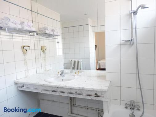 Hotel Ours Blanc - Place Victor Hugo - Toulouse - Bathroom