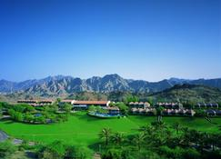 JA Hatta Fort Hotel - Hatta - Outdoor view