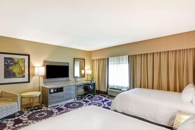Hilton Garden Inn Raleigh /Crabtree Valley - Raleigh - Makuuhuone