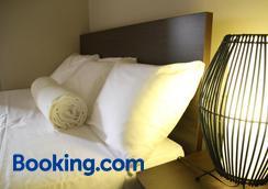 Dw Motel Palau - Koror - Bedroom