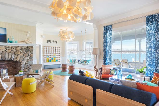 Summercamp - Oak Bluffs - Living room