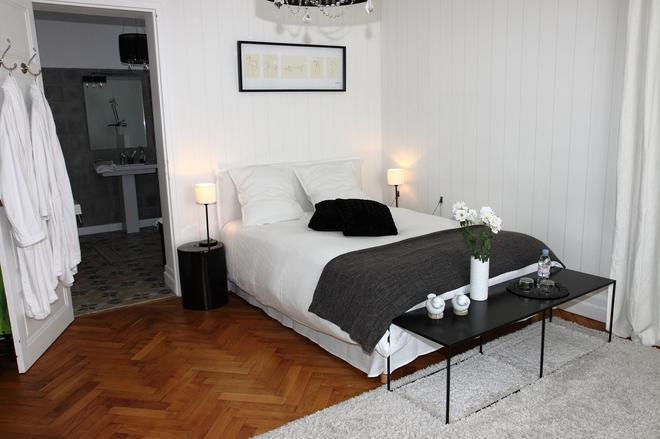 Les Matins Bleus B&B - Villard-de-Lans - Bedroom