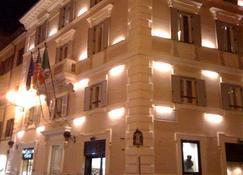 Babuino 181 - Rom - Byggnad