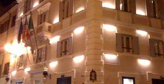 Babuino 181 - Small Luxury Hotels of the World - Roma - Edificio
