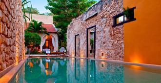 Hacienda Puerta Campeche, a Luxury Collection Hotel, Campeche - Campeche - Uima-allas