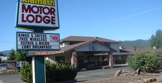 Klamath Motor Lodge - Yreka - Κτίριο