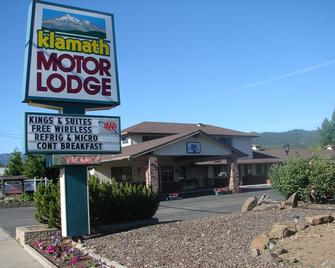 Klamath Motor Lodge - Yreka - Building