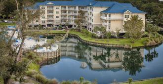 Bluewater Resort & Marina by Spinnaker Resorts - Hilton Head Island - Building