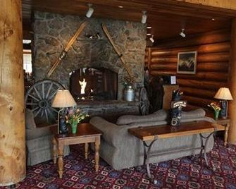 Headwater's Lodge & Cabins At Flagg Ranch - Moran - Lobby