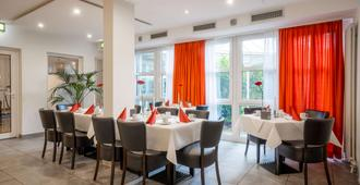 Quality Hotel Erlangen - ארלנגן - מסעדה