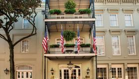 Bienville House - New Orleans - Building