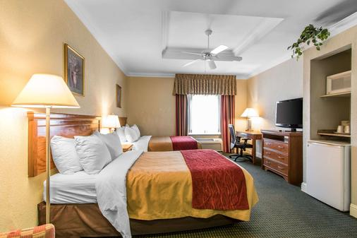 Comfort Inn at Founders Tower - Oklahoma City - Schlafzimmer