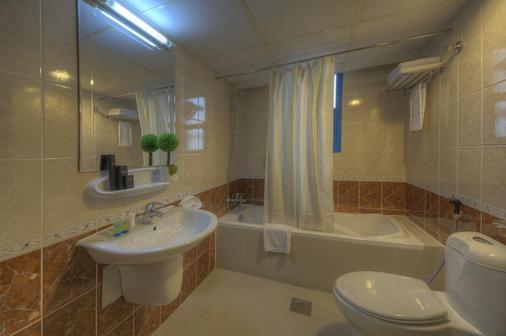 Nihal Residency Hotel Apartments - Ντουμπάι - Μπάνιο