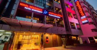 Nihal Residency Hotel Apartments - Dubai - Edificio