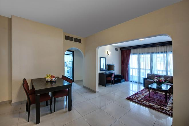 Nihal Residency Hotel Apartments - Dubai - Dining room