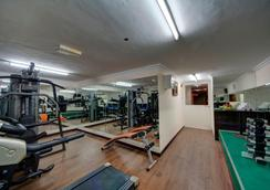 Nihal Residency Hotel Apartments - Dubai - Gym