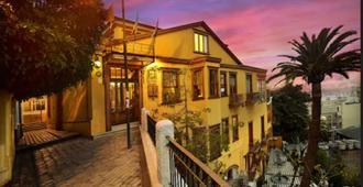 Gran Hotel Gervasoni - Valparaíso - Gebouw