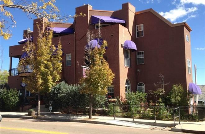 Old Town GuestHouse - Colorado Springs - Building
