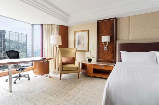 Kowloon Shangri-La, Hong Kong - Hong Kong - Bedroom