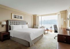 九龍香格里拉大酒店 - 香港 - 臥室