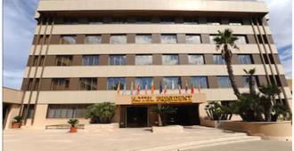Hotel President - Marsala - Toà nhà