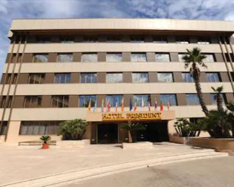 Hotel President - Marsala - Bygning