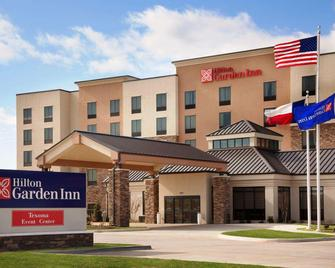 Hilton Garden Inn Denison/Sherman/At Texoma Event Center - Denison - Gebouw