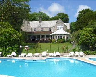 Lanteglos Country House Hotel - Camelford - Pool
