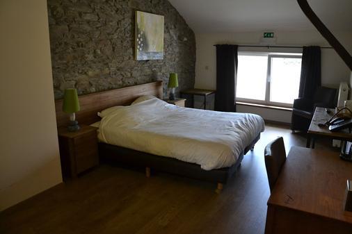 Auberge Le Temps Des Saveurs - Paliseul - Bedroom