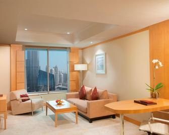 Carlton Downtown - Dubai - Living room
